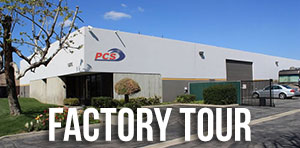 PC Sportswear Factory Tour